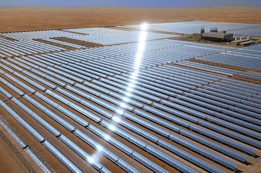 Links to Solar May Forge New Ties Across Mediterranean