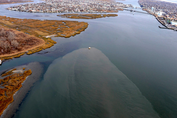 Hurricane Sandy's Untold Filthy Legacy: Sewage