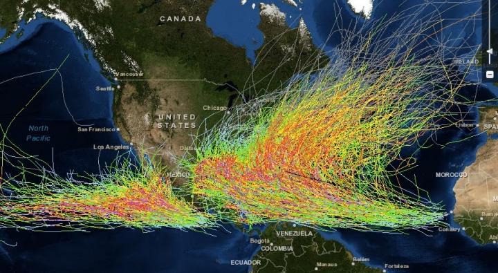 descriptive essay sbout hurricane