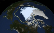 Drop in Sea Ice Linked to Cold Winters Abroad