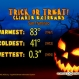 Halloween Climate Records for 76 U.S. Cities