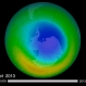 Ozone Hole Still Recovering, Albeit Slowly