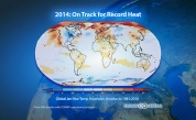 Nov. in Books; 2014 On Pace for Hottest Year