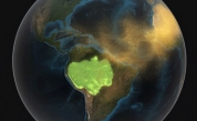 3-D View of How Sahara Dust Sustains Amazon