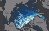 Watch 28 Years of Old Arctic Ice Disappear in One Minute