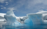 Gravity Shift Reveals West Antarctic Ice Loss