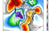 Snow Cover May Help Usher in Historic Cold to Northwest