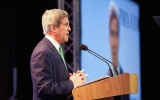 Kerry: Agreement Essential To Overcome Climate Threat
