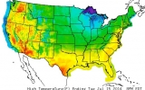 Polar Vortex or Not, Cooler Temps Invade Eastern U.S.