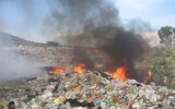 For Air Pollution, Trash Is a Burning Problem