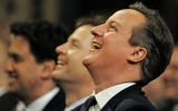 Cameron, Clegg, and Miliband Sign Joint Climate Pledge