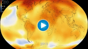 Watch 63 Years of Global Warming in 14 Seconds